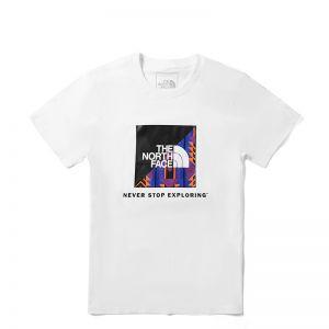 【山夏Tee】TheNorthFace北面短袖T恤情侣款户外吸汗透气上新|4NE7