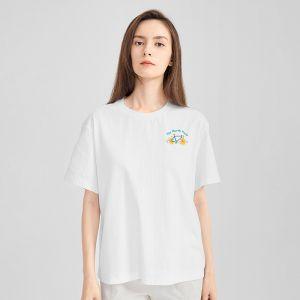 【山夏Tee】TheNorthFace北面短袖T恤女户外舒适透气上新 7QS5